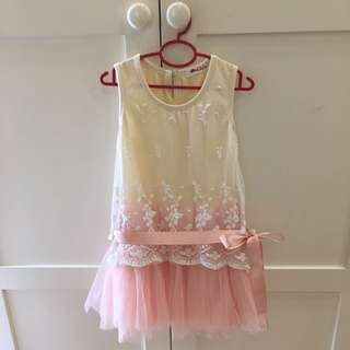Beautiful Fancy Girls Dress