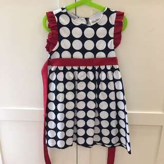 Girls Party Dress 5 years