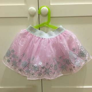 Disney Princess Frozen Skirt XS