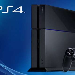 Need PS4 console with all its accessories for 200$