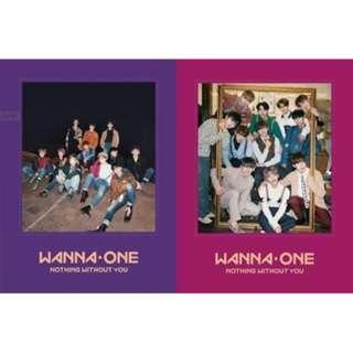 Wannaone album repackaged