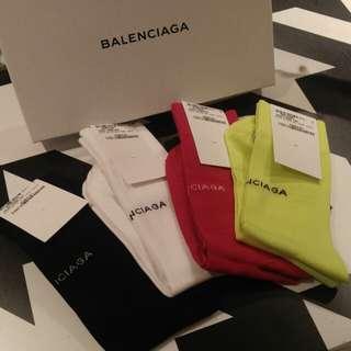 Balenciaga SS18 襪子