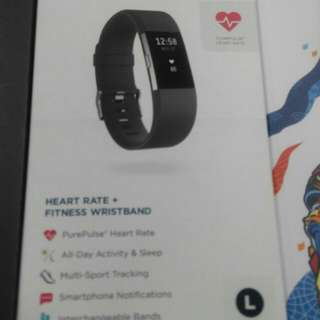 Fitbit Charge 2 limited edition Tristan Eaton