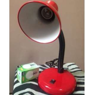 Table Lamp (RED)
