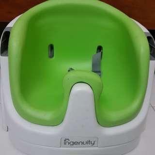 Green Rubber Baby Feeding Chair