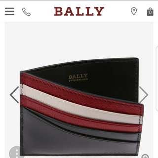 BALLY WALLET - JUAL RUGI - AUTHENTIC - ORIGINAL
