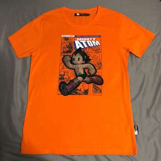 Mighty Atom 3D Astro Boy T-shirt