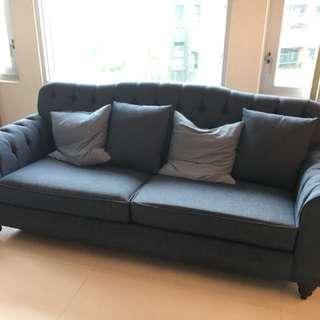 經典美式沙發