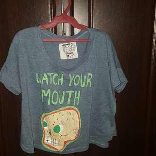 Artwork Hanging blouse