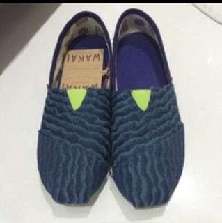 Classic Wakai Shoes/footwear Purple (Xalapa Purple)