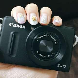 Canon s100類單眼