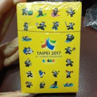 世大運撲克牌