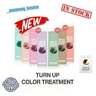 👉Instock!👈 April skin turn-up treatment hair dye/bleach kit(Authentic)