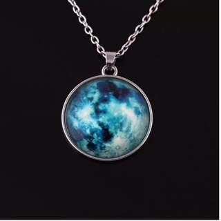 BUY1TAKE1 MOON NECKLACE