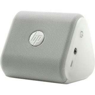 Hp Mini Roar Bluetooth Speaker White