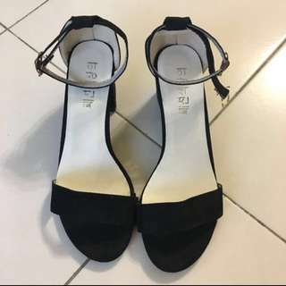Strappy Korean Shoes