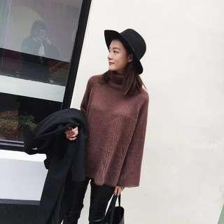 🚚 Dec.iwhere 現貨 預購 喇叭袖針織上衣