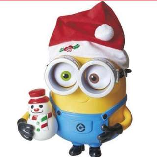 Minions Christmas Limited edition USJ