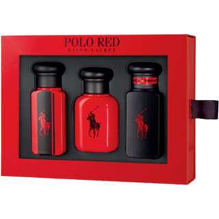 AUTHENTIC POLO RED RALPH LAUREN GIFT SET (Brand New)