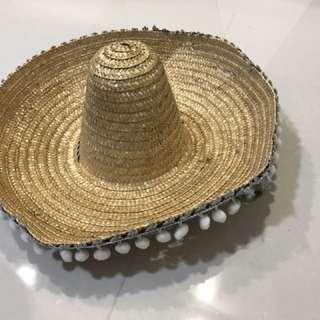 Sombrero Mexican hat costume