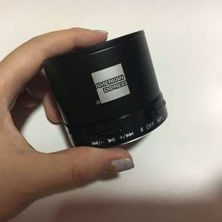 Mini Bluetooth Speaker (Amex)