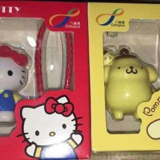 Hello Kitty 3D 八達通配飾