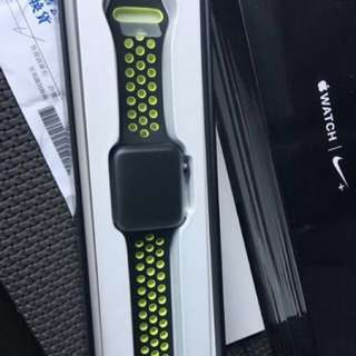 🚚 Apple Watch Series 2 42公釐 運動型錶(不換物)