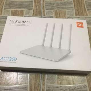 AC1200 Mi Router 3 - 30% off