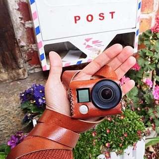 Gopro Leather Case