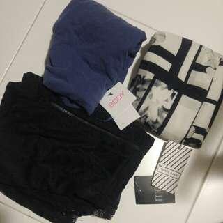 3 x BNWT TTR / MDS dresses Mailed