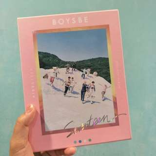 [WTS]Seventeen Boys Be Album