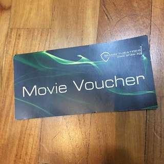 Shaw Movie Vouchers