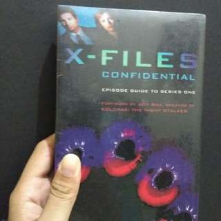 X-Files Confidential Episode Guide to Series One