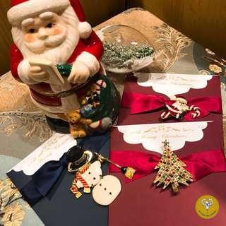 聖誕brooch