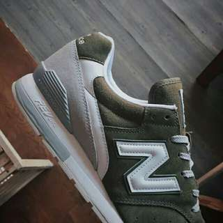 New balance 996 olive green japan pack (mrl996jz)