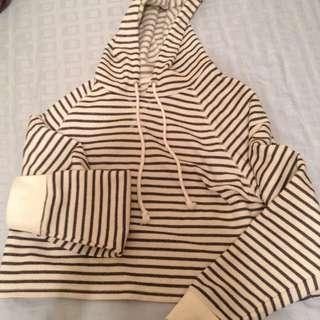 H&M 條紋上衣