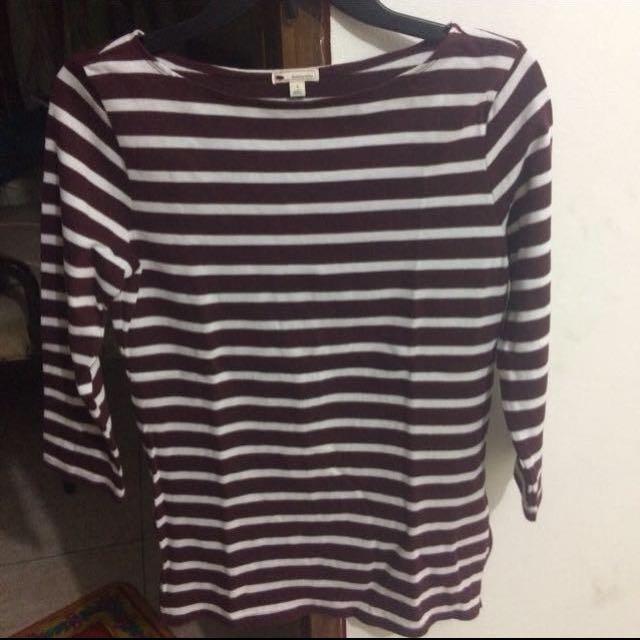 2 baju stripes, 80k