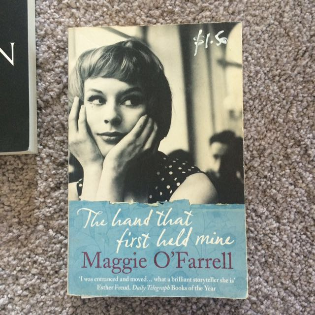 (3x) Books - stephen king, anne frank and maggie o'farrell