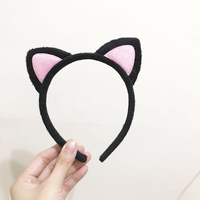 貓耳髮ㄎㄨ
