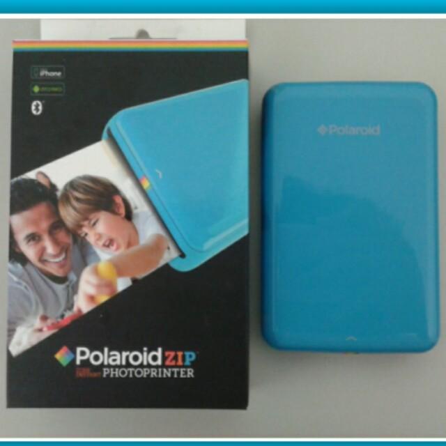 polaroid ZIP 相印機