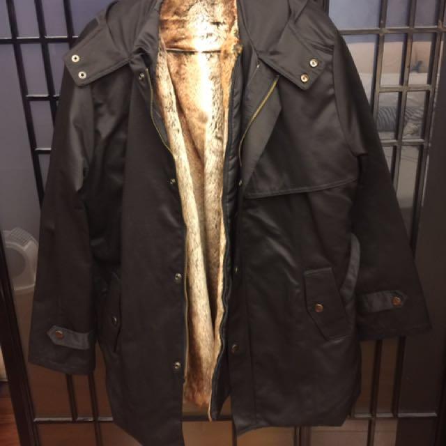 男 風衣外套