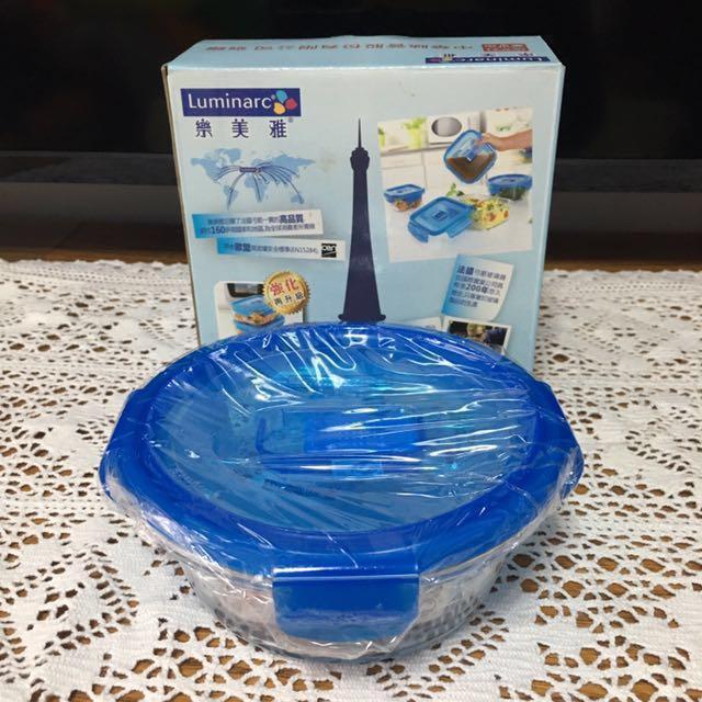 股東紀念品 樂美雅 強化玻璃保鮮盒