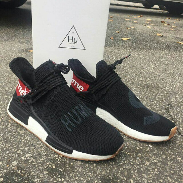 outlet store 723c7 b3f48 ADIDAS HUMAN RACE SUPREME