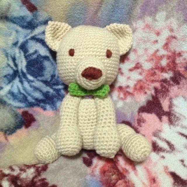 Amigurumi Bubu the Bear