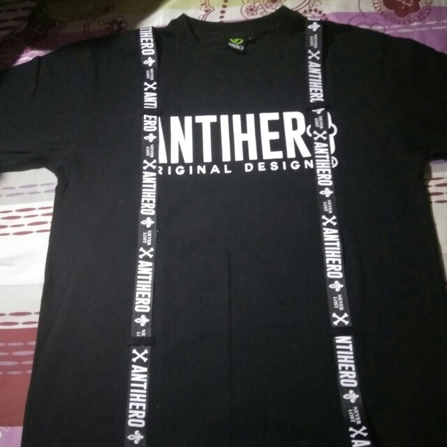 0caf9775 Anti Hero T shirt, Men's Fashion, Clothes on Carousell