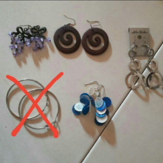 Anting-anting murah lucu
