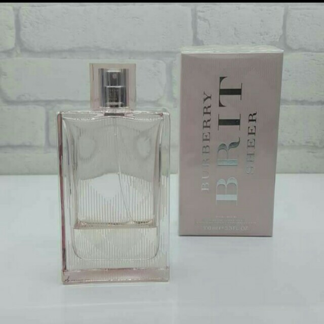 🎁AUTHENTIC Burberry Brit Sheer🎁