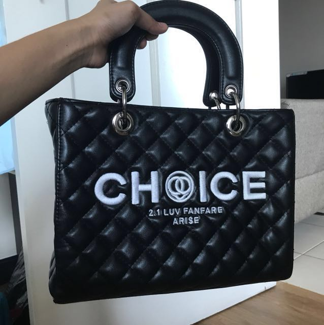 Authentic Choice Bag for sale