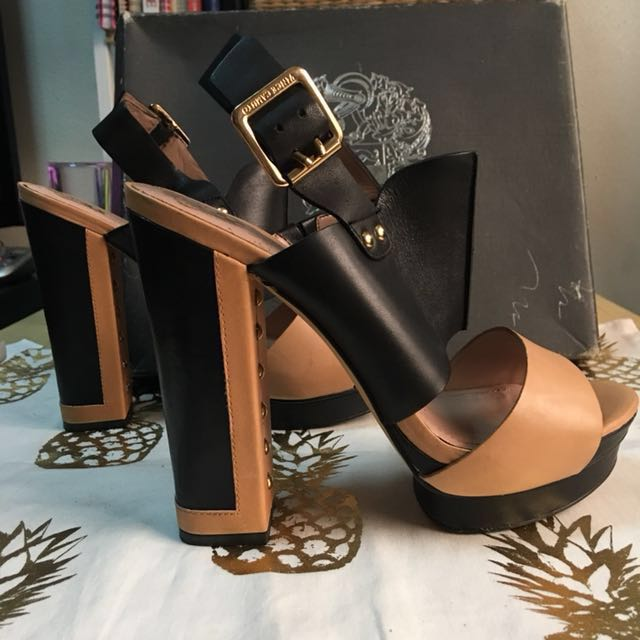 Authentic Vince Camuto heels