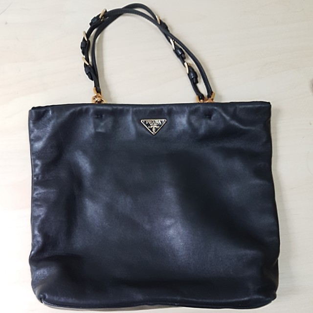 69ff763404a6 Authentic Vintage Prada Handbags | Stanford Center for Opportunity ...